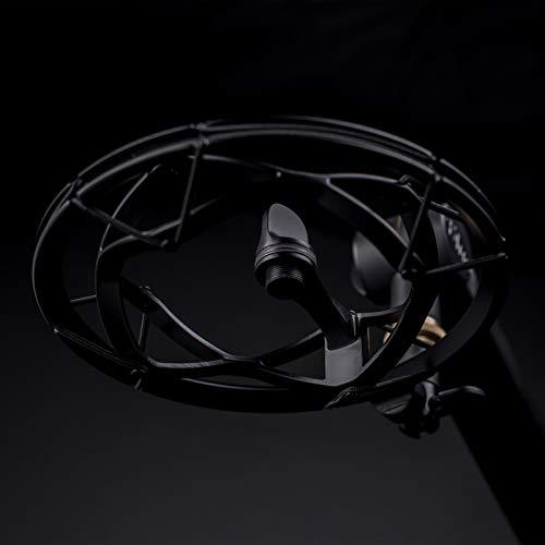 Blue Microphones Radius III Elastische Shockmount-Halterung speziell für Yeti/Pro Mikrofone,...