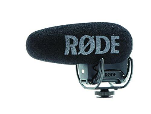 Rode Microphones VideoMic Pro+ | Mikrofon f. Foto-Video-Kamera | NEU, schwarz, VMPRPLUS