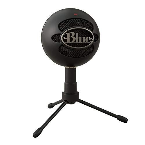 Blue Microphones Snowball iCE Plug 'n Play USB-Mikrofon für Aufnahme, Podcasting, Broadcasting,...