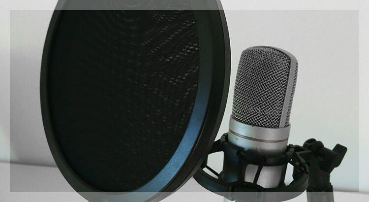 Popschutz – Nützliches Mikrofon-Zubehör für bessere Qualität