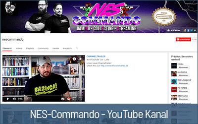 Diese Mikrofone nutzen erfolgreiche Let's Player auf YouTube - NES-Commando