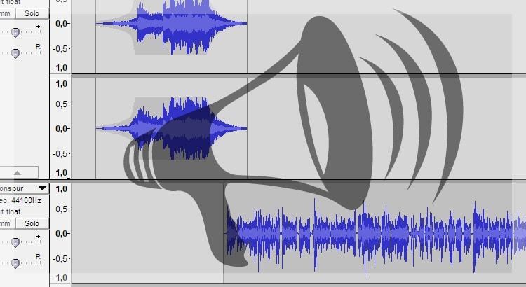 Nachhall in der Ton-Aufnahme – Ein großes Problem für viele Podcaster und YouTuber
