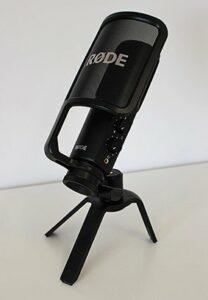 Tischstativ - Mikrofonständer