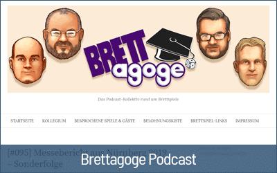 Brettagoge - Bekannte Podcaster und welche Mikrofone sie nutzen