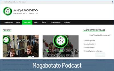 Magabotato - Bekannte Podcaster und welche Mikrofone sie nutzen