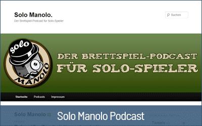 Solo Manolo - Bekannte Podcaster und welche Mikrofone sie nutzen