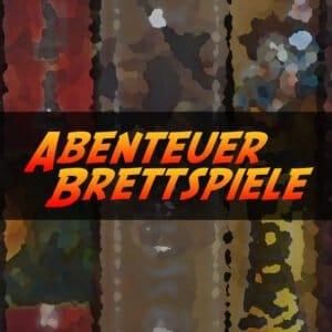 Abenteuer Brettspiele Podcast-Logo