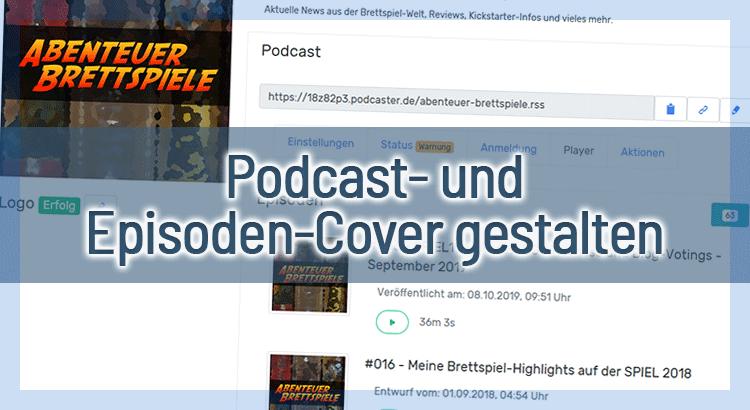 Podcast- und Episoden-Cover gestalten > Für mehr Abonnenten