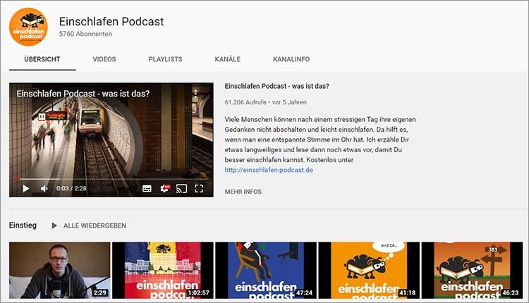 Sollte man Podcast-Episoden auch als Videos auf YouTube veröffentlichen?