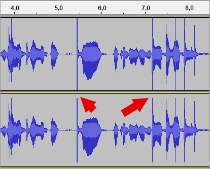 Limiter in Audacity
